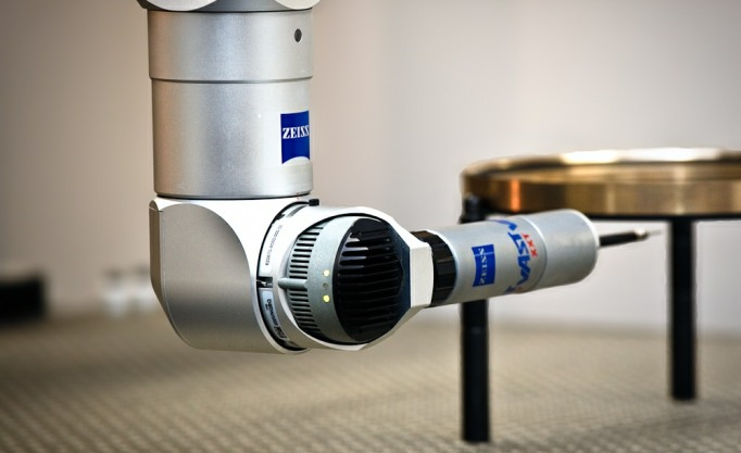 Zeiss CMM Programming